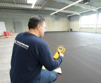 Industriebodensanierung - Ulm