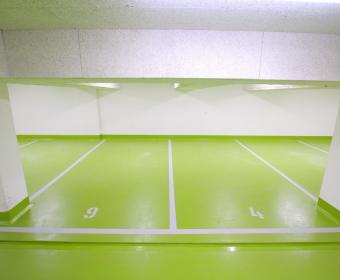 Garagenbodenbeschichtung - Wangen im Allgäu